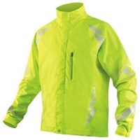 Endura Luminite DL Cycling Jacket - Hi-Viz/Reflective
