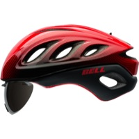 Bell Star Pro Shield Helmets 2017 - Red/Black Blur