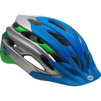 Bell Event XC Helmets 2016 - Matte Blue/Kryptonite Superficial