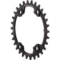 Wolf Tooth 96mm PowerTrac Elliptical Chainrings - Fits Shimano XT M8000