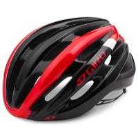 Giro Foray Helmet 2019 - Bright Red/White/Black