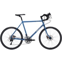 "Surly Disc Trucker 26"" Complete Bike - Blue - 10 Speed"