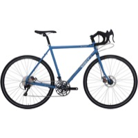 Surly Disc Trucker 700c Complete Bike - Blue - 10 Speed