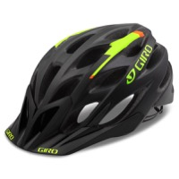 Giro Phase Helmet 2017 - Matte Black/Lime/Flame
