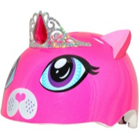 C-Preme Raskullz Child Helmet - Kitty Tiara
