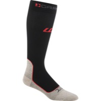 Louis Garneau Recup Compression Socks - Black