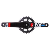 DMR Axe Single Ring Crankset