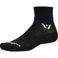 Swiftwick Aspire Two Socks - Black