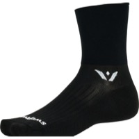 Swiftwick Aspire Four Socks - Black