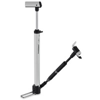 Airace Speed F2 Mini Floor Pump w/Gauge