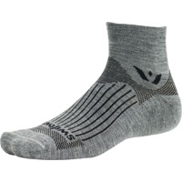 Swiftwick Pursuit Two Socks - Heather