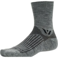 Swiftwick Pursuit Four Socks - Heather