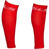 SLS3 FXC Compression Calf Sleeves - Red Chili