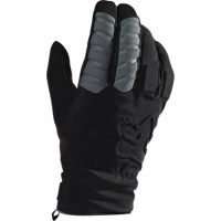 Fox Racing Forge Cold Weather Gloves - Black