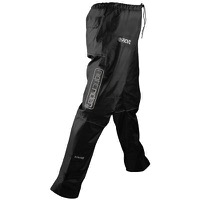 PROVIS Nightrider Waterproof Trousers - Black/Reflective