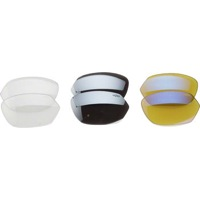 Lazer EC1 Lens Kit - Silver-Mirror, Clear, Yellow