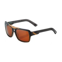 100% Burgett Sunglasses - Carbon Fade