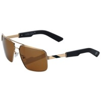 100% Hakan Sunglasses - Gold/Black