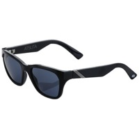 100% Atsuta Sunglasses - Glass Black
