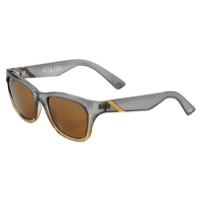 100% Atsuta Sunglasses - Clear Smoke