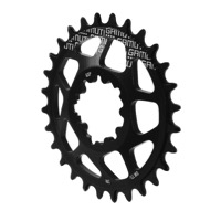 Gamut TTr GXP Direct Mount Chainrings