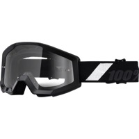 100% Strata Junior Goggles - Goliath/Clear Lens