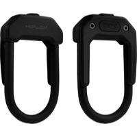 Hiplok DX Hardened Steel Shackle U-Locks