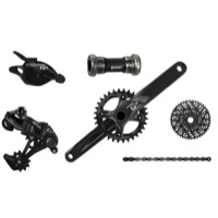 Sram GX 1x11 Fat Bike Drivetrain Build Kit