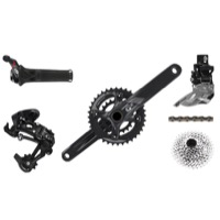 Sram GX 2x10 Fat Bike Drivetrain Build Kit