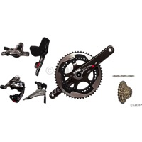 SRAM Red R22 Drivetrain and Disc Brake Kit