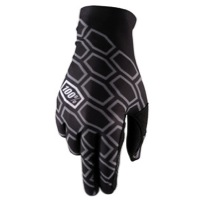 100% Celium Gloves 2017 - Timing Black