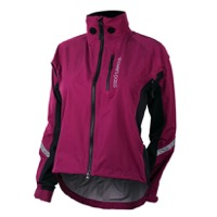 Showers Pass Women's Double Century RTX Jacket - Plum