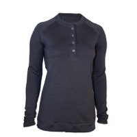 Showers Pass Women's Henley Sport LS Shirt
