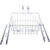 Wald 1512 Front Basket with Adjustable Legs