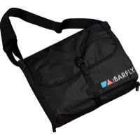 Tate Labs Bar Fly Daily Stowable Messenger Bag