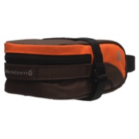 Blackburn Local Medium Seat Bag - Orange/Brown