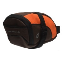 Blackburn Local Small Seat Bag - Orange/Brown