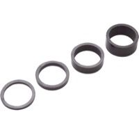 PRO Components Carbon Headset Spacer Kit