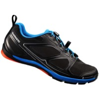 Shimano SH-CT71 Shoes - Black