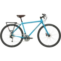 Salsa Marrakesh Deore Flat Bar Complete Bike 2016 - Blue