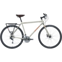 Salsa Marrakesh Deore Flat Bar Complete Bike 2016 - Cream