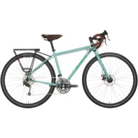 Salsa Marrakesh Deore Drop Bar Complete Bike 2016 - Green