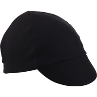 Walz Wool 4-Panel Cycling Cap - Black