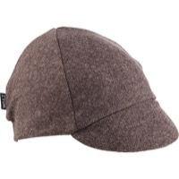 Walz Wool 4-Panel Cycling Cap - Tweed
