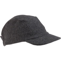 Walz Wool Urban Collection Cycling Cap - Gray
