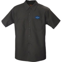 Park Tool MS-1.2 Mechanics Shirt - Charcoal