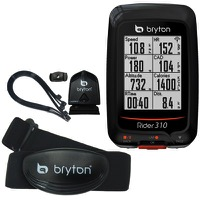 Bryton Rider 310T GPS and Cadence Cycling Computer