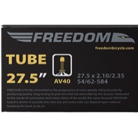 "Flat Attack Freedom Sealant Schrader Tubes - 27.5"" (650b)"