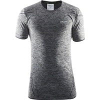 Craft Active Comfort Short Sleeve Top - Black