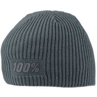 100% Raw Beanie - Heather Grey